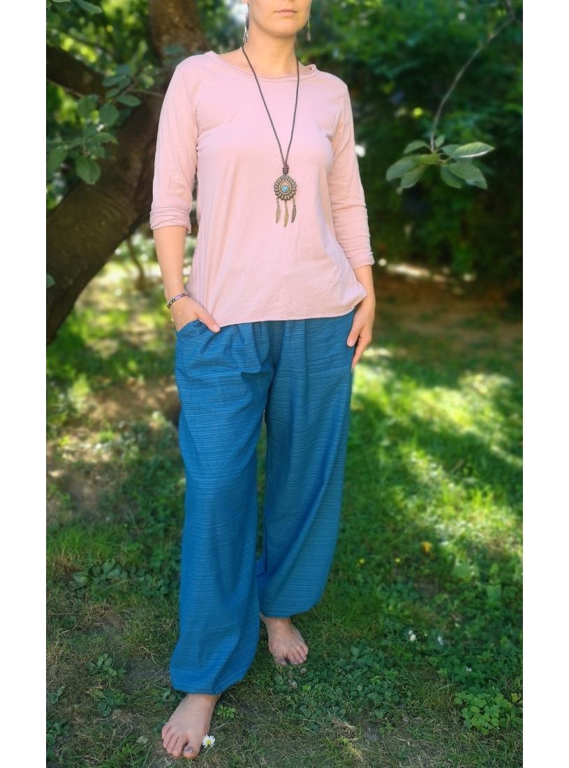 Thai jázmin nadrág - kék